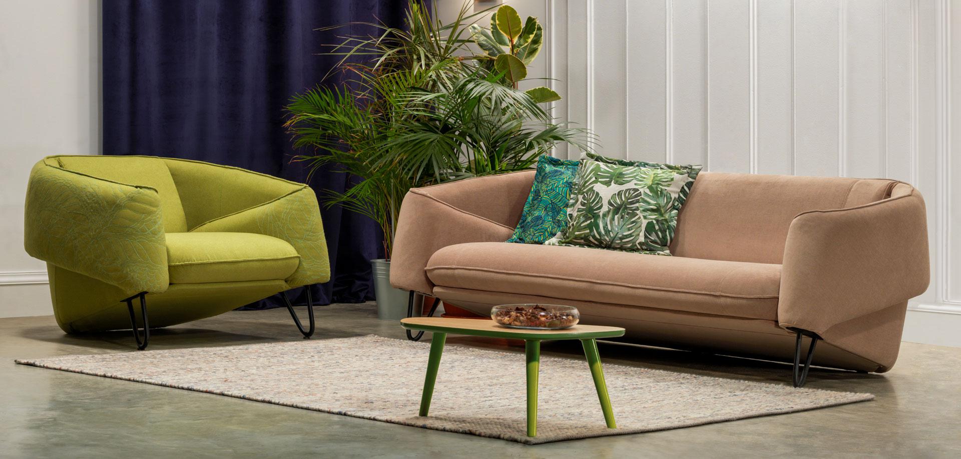 Designkanapék és fotelek