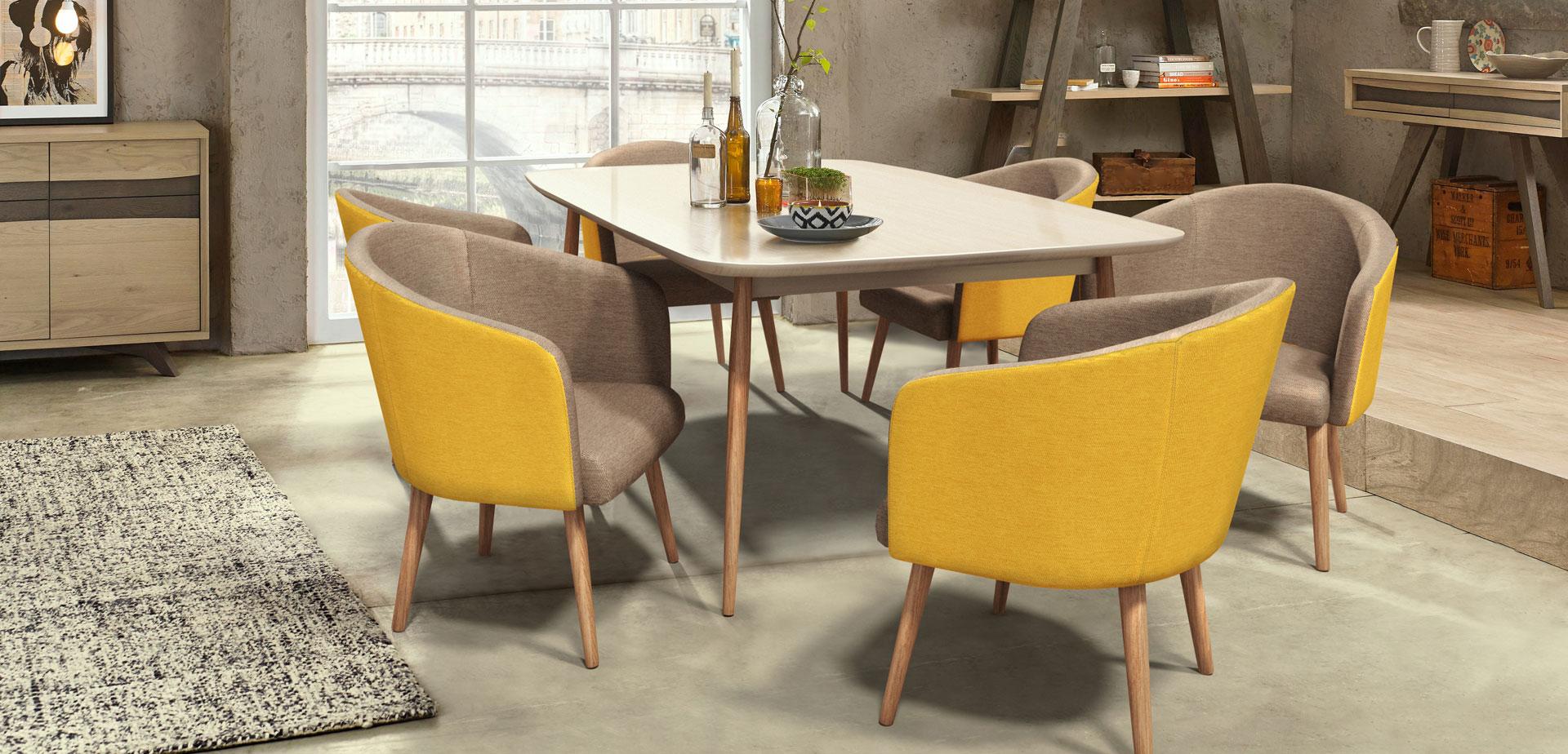 Kárpitozott székek – klasszikus stílus