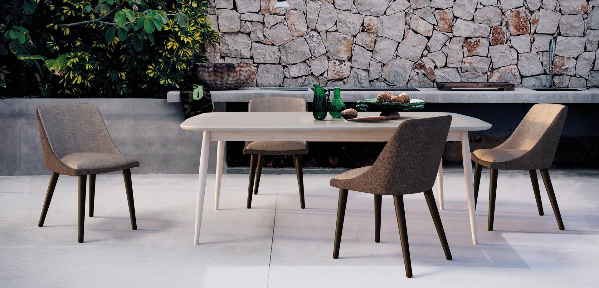 Kárpitozott székek – modern stílus
