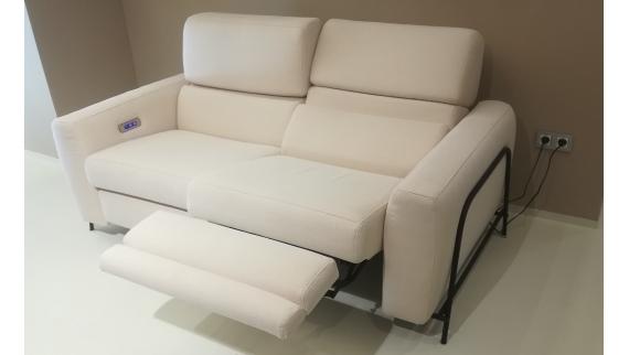 Mossa motoros relax kanapé