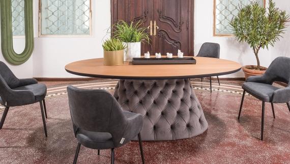 Oslo asztal
