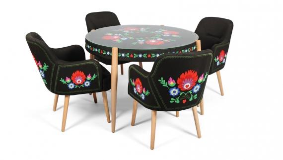 Pannonia szék és asztal